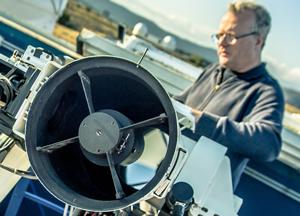 Alain Klotz nous présente le télescope TAROT