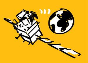Le satellite et la stratégie Sol/Espace
