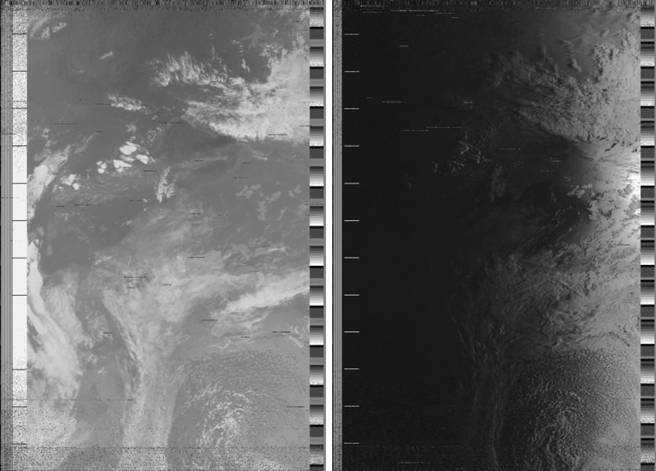 Image exemple NOAA