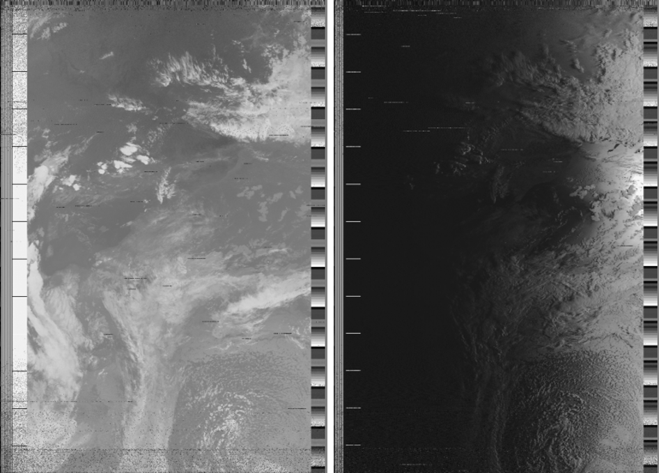 Image exemple NOAA