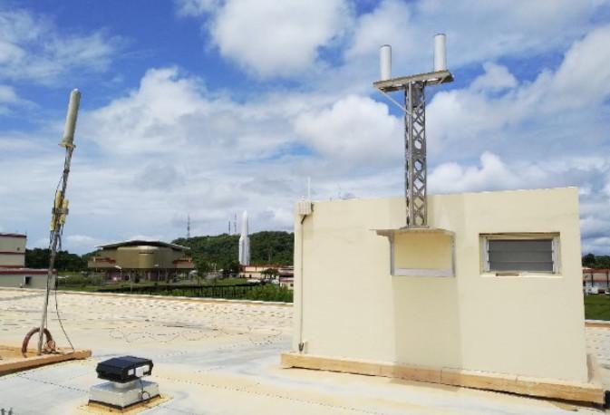 Les stations VHF