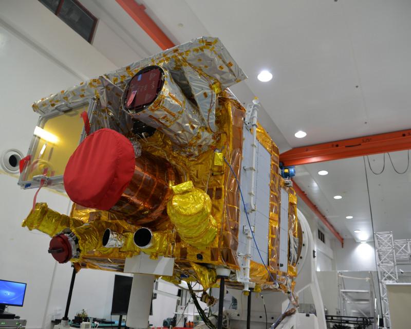 Répétition générale pour le satellite SVOM